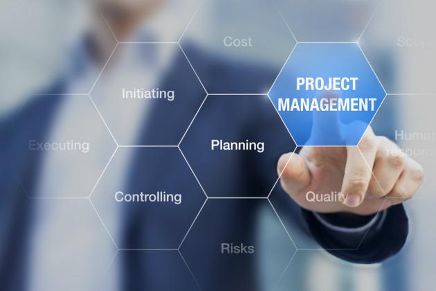 DJI44012: PROJECT MANAGEMENT